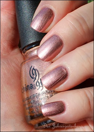 Altrosa China Glaze Poetic 7