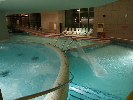 Spa Ungaria: Saliris Resort - strand apa termala