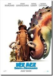 A Era do Gelo 3 - cartaz do filme