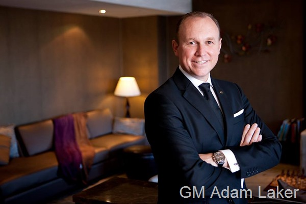 Sofitel Manila General Manager Adam Laker