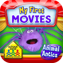 My First Movies: Animal Antics icon