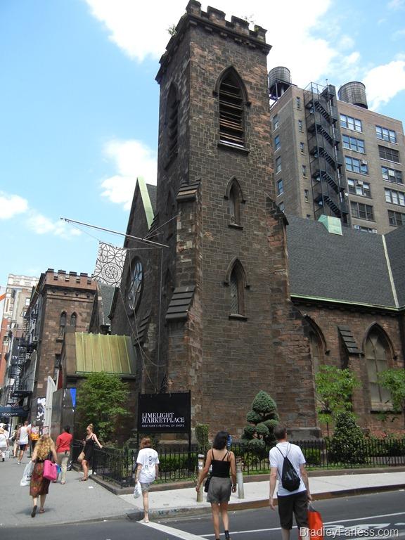 The Limelight Market, New York City