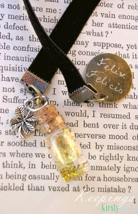 Harry Potter Felix Felicis Bookmark 3