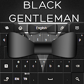 Black Keyboard Gentleman