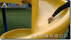 BabyBuild 螺旋滑梯坡度檢測