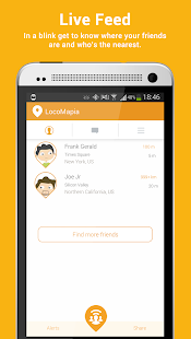 LocoMapia : Friends Nearby- screenshot thumbnail