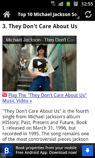 Top 10 michael jackson songs free download