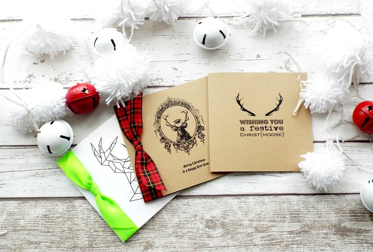made with love christmas cards