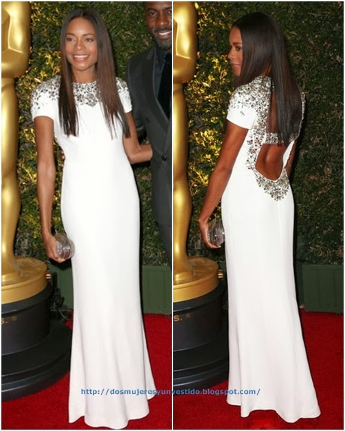 Naomie Harris Governors Awards