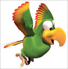 Squawks-donkey kong country 2