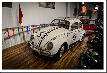 1960 Volkswagen Bettle - Herbie the Love Bug