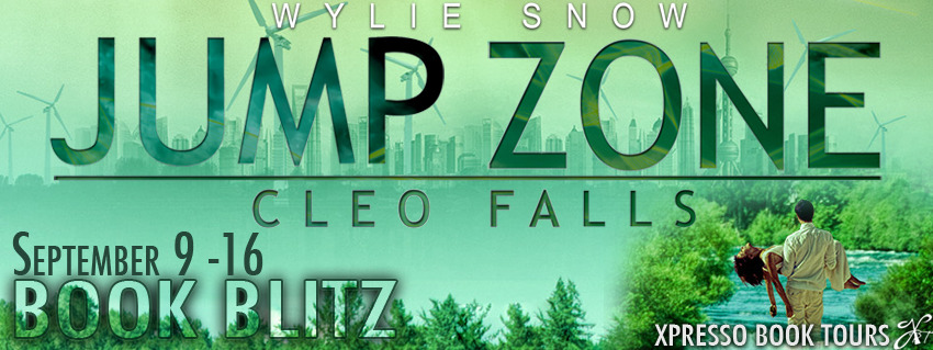 {Interview+Giveaway} Jump Zone by Wylie Snow