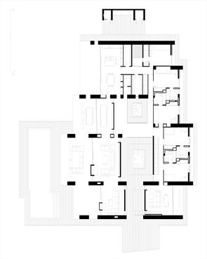 plano Casa Monasterios Ramón Esteve