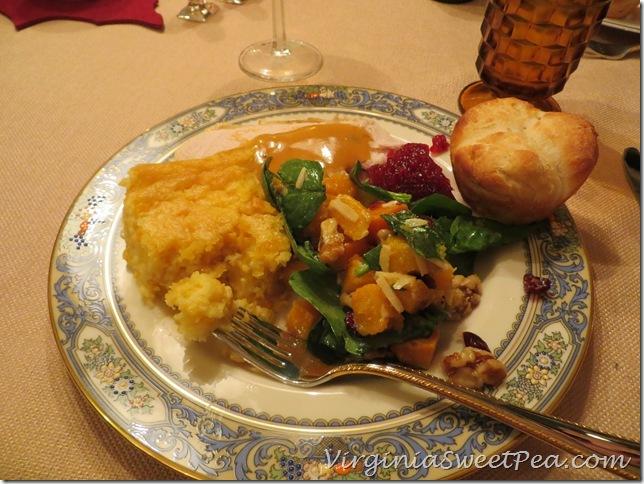 Supper Club Plate