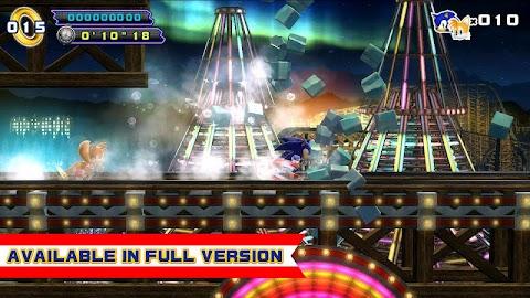 Sonic 4 Episode II THD Lite Screenshot 4