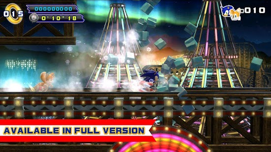 Sonic 4 Episode II THD Lite- screenshot thumbnail