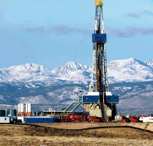 """Energie et developpement - exploitation de gaz non-conventionnel ou """"gaz de schiste"""" dans le Wyoming"""