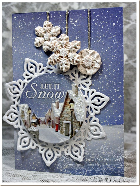 SnowflakeWinterTheater, Katy Sue Designs