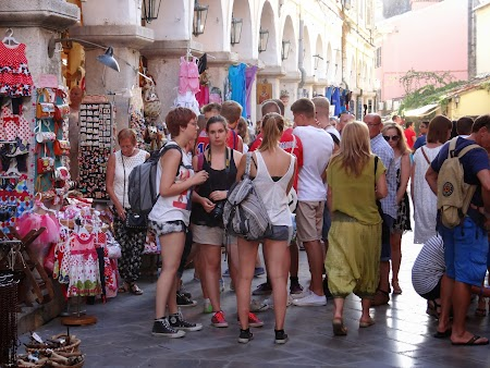 42. Corfu - centrul orasului.JPG
