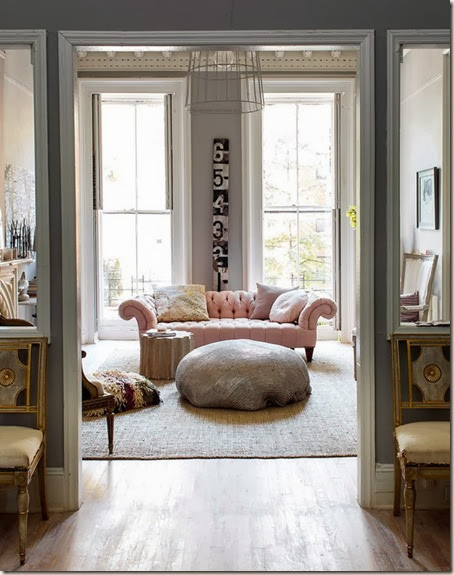 color-scheme-gray-pink-interior-design-ideas