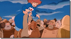 from the sidelines nausicaä of the valley of the wind 1984 review