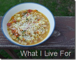 Barilla Ditalini Soup with White Beans