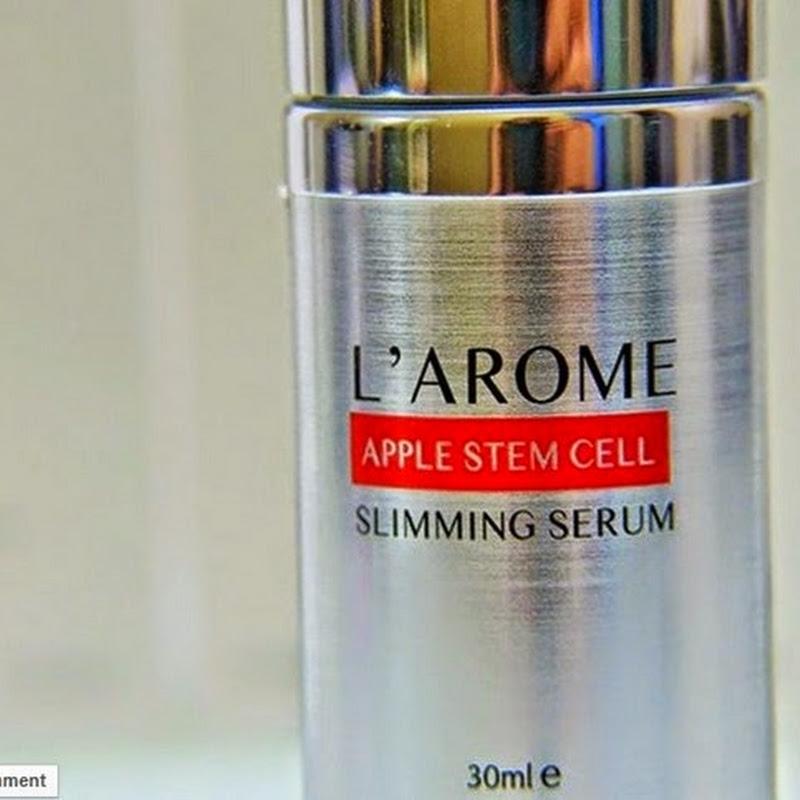 Atasi Kegemukan & Selulit dengan L'arome Apple Stem Cell