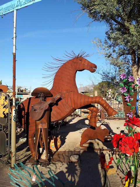 stallion statue, metal horse statue, horse art