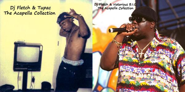 2Pac & Biggie Acapella Collections | Hip Hop Is Read