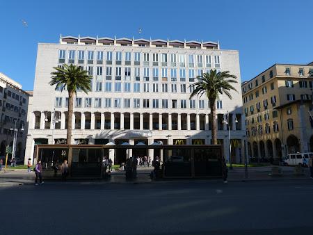 Centrul orasului Livorno
