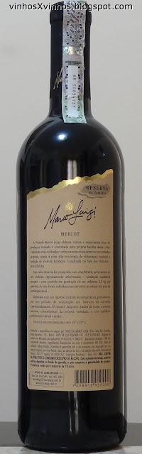 Vinho Marco Luigi