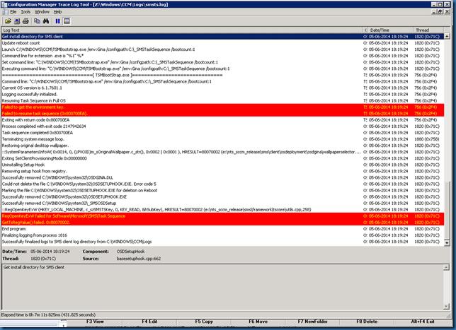 MINDCORE BLOG: MDT 2012 Boot Images fails after upgrading to SCCM