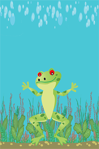 Frog Jump Touch LWP