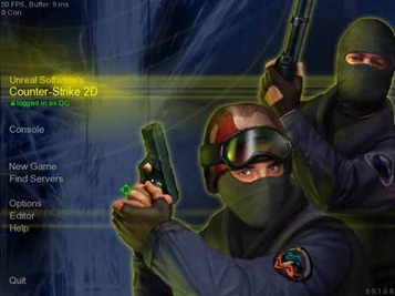 Play Counter Strike 2D Online