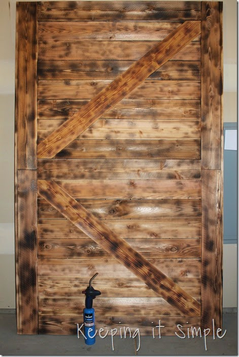 DIY-Large-Barn-Door-with-Burned-Wood-Finish (31)