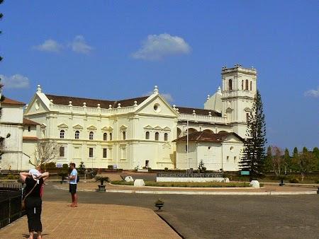 46. Catedrala in Old Goa.JPG