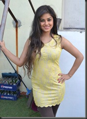 Actress Meera Chopra Pictures at Killadi Press Meet