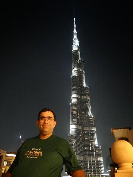 Burj Khalifa, cea mai inalta cladire din lume