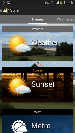 Weather View - The Weather app  screenshots 6