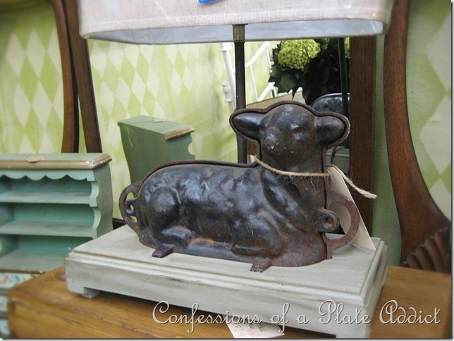 Lamb Mold Lamp