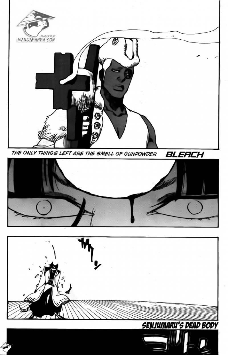 Bleach chapter 600 trang 2