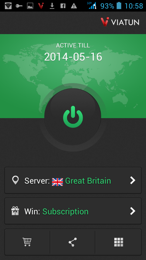 Free VPN VIATUN- screenshot
