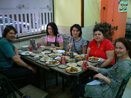 Restaurant in Cairo Egipt