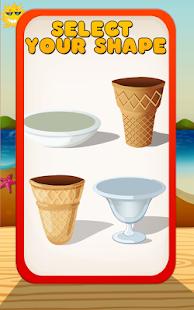 冰淇淋制造商-烹饪比赛
