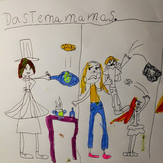 Kinderkunst, Mamablog, Familienblog, Papablog