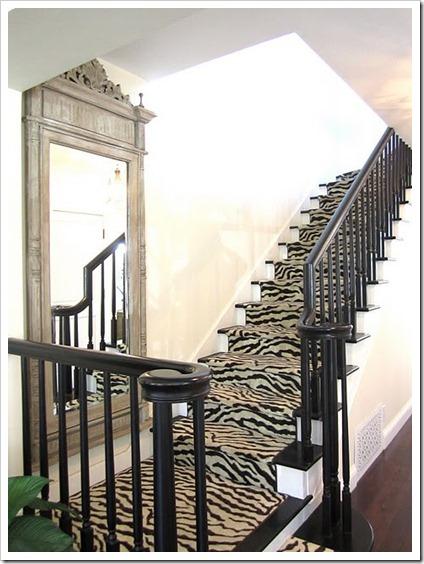 Zebra Staircase
