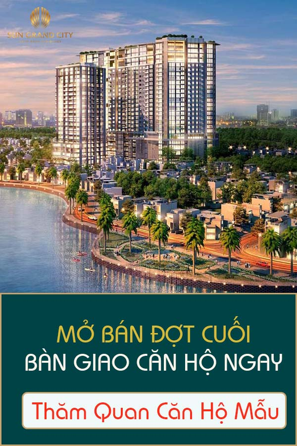 Sun Grand City 69B Thụy Khuê