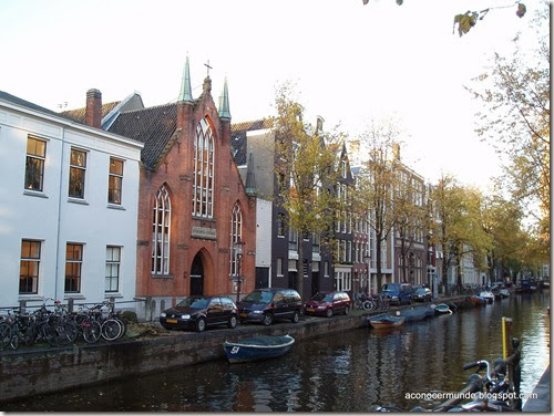 Amsterdam. Canales - PB100674