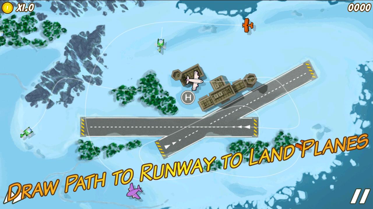 Air Control 2 - screenshot