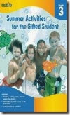 Summer Activities for the Gifted Student